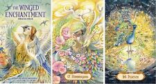Winged Enchantment Oracle NEW Sealed 39 card Book 48pg illustrated Hunt Morrison