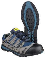 Chaussures de sécurité de travail bleus pour bricolage, Taille 38