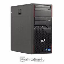 Fujitsu Celsius W420 Workstation Intel i5-3470 16gb RAM Quadro 600 500GB HDD W7