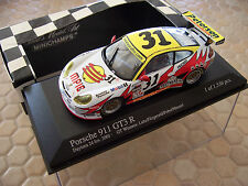 PORSCHE 911 GT3 R 2001 MINICHAMPS LIMITED EDITION 1/43 DAYTONA GT WINNER NIB