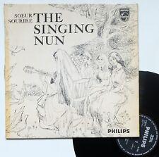 "LP Soeur Sourire ""The singing nun"" - (TB/B)"