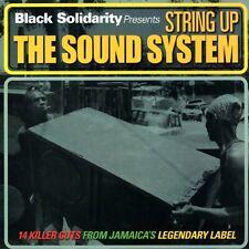 SEALED NEW LP Rod Taylor, Triston Palmer, Ashanti Waugh, Etc. - String Up The So