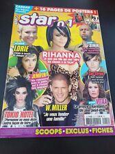 Star N1 Rihanna Britney Spears Zac Efron Wentworth Miller Tokio Hotel Matt Pokor