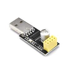 New USB ESP01 Programmer Adapter UART GPIO0 ESP-01 Adaptateur ESP8266 Hot