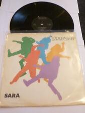 """STARSHIP - Sara - 1985 UK 3-track 12"""""""