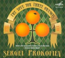 Love for Three Oranges, New Music