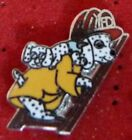 PIN'S SAPEURS POMPIERS CHIEN SPARKY FD FIRE DEPARTMENT USA