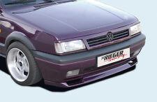 RIEGER Grillspoiler mit Kühlergrilleinfassung VW Polo 2 / 3 86c RIEGER-Tuning