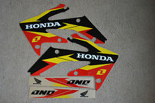 ONE  INDUSTRIES  HONDA  DELTA  GRAPHICS 2004-2009  CRF250R &  ALL  CRF250X