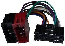 Adaptateur faisceau câble ISO autoradio pour Hyundai Trajet Tucson Kia Rio