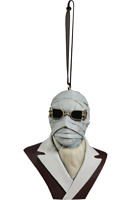 Invisible Man Universal Monsters Holiday Horrors Ornament Trick or Treat Studios
