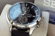Orologio Cronografo Uomo Seiko Men's Chrono 1/10 Sec. Cal. Seiko 4T57 – NUOVO