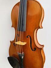 Fine Italian Labeled Violin BOTTURI BENVENUTO - BRESCIA 1960 (signed)