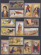CIGARETTE CARDS Scottish Co-op 1924 Burns - complete set
