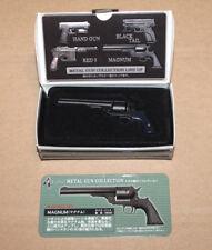 Resident Evil Biohazard Metal Gun Collection Not for Sale 2005 Capcom Magnum