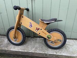 Kokua Wooden Balance LIKEaBIKE Toddler's First Bike