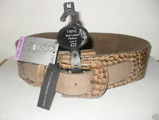 Leather Wide NEXT Belts for Women