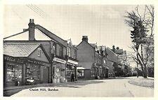 POSTCARD  HAMPSHIRE   BORDON   Charlet  Hill