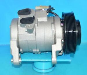 AC Compressor Fits Dodge Ram1500 2500 3500 4000 (1yr Warranty) New 77398
