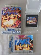 Aladdin - Sega Game Gear - PAL - Complet BE général - GC
