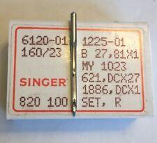 Needle Industrial Singer B-27 81x1,-#6120-01-160/23