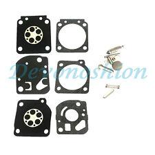 Trimmer GHT180 GHT220 PL500 XT200 XT400 T600 carburetor diaphragm gasket kit new