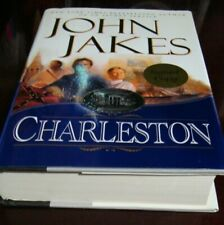Charleston by John Jakes (2003, Hardcover) 1ST. EDITION-SIGNED BY AUTHOR