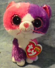 Ty Beanie Boos Pellie - Cat (Claire's Exclusive) 6in Plush w/Tags