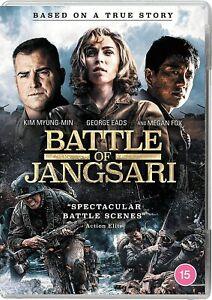 Battle of Jangsari DVD (2021) Megan Fox, Kwak (DIR) cert 15