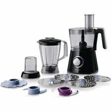 Philips HR7762 8-Cup Food Processor - Black