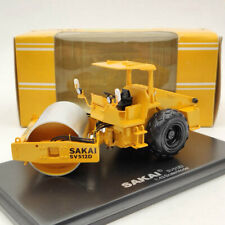 Sakai 1:43 SV512D Single Drum Vibrating Roller Diecast Models Limited Used