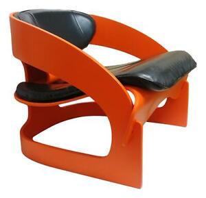 Armchair Model 4801 Design joe colombo For kartell Vintage 1975 - Chair