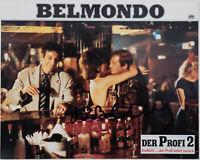 Jean-Paul Belmondo - original Autogramm auf Aushangfoto - Der Profi 2
