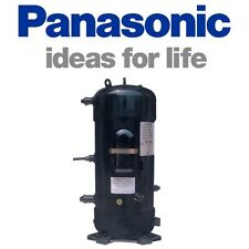 PANASONIC 5.2 TON A/C Scroll Compressor 61K BTU R-22 208/230 V. 3 Phase (NEW)