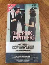 The Pink Panther (VHS, 1985)