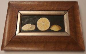 SONDRA LIPTON Original Oil Painting SIGNED Listed Artist Framed Still Life Rare