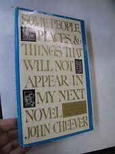 First Edition Pulitzer John Cheever Short Stories 1961 Literature Manhattan