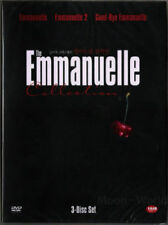EMMANUELLE COLLECTION - BRAND NEW - ALL REGION - IMPORT - 3 DVD BOX SET
