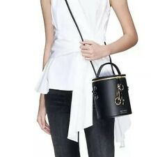 Authentic BNWT Meli Melo Severine Leather Bucket Crossbody $800 Black Sold Out