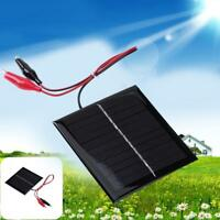 Mini 9V3W Solar Cell Solar Panel System DIY Battery for Outdoor Charger Module