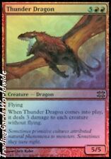 Thunder Dragon // FOIL // Presque comme neuf // FtV: Dragons // Engl. // Magic the Gathering