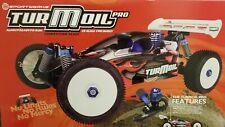 Sportwerks Turmoil PRO 1/8 4WD Buggy ARR w/.21 Engine & Pipe **NIB** (SWK1155)