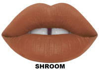 AUTHENTIC LIME CRIME VELVETINES SHROOM 90s BROWN MATTE LIQUID LIPSTICK LIP STAIN