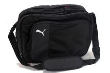 Puma Sac De Messager Noir PUMA officiel produit Ordinateur Portable épaule sac de rangement T4