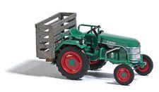 HS  Busch 40068 Kramer Traktor  KL 11 Schweinetransport