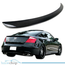 CARBON FIBER for honda Accord OE Type Coupe Rear Trunk Spoiler Wing 08-12