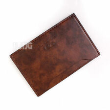 Men's Leather Business & Credit Card Cases