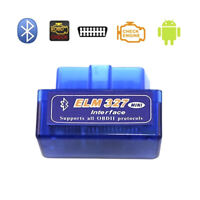 Mini ELM327 Bluetooth V2.1 OBDII Car Diagnostic Tool Scanner For CAR For An YK