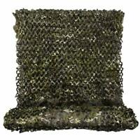 Camouflage Netting Camo Net Woodland Blinds for Military Sunshade Camping Hunter