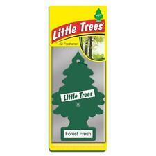 4 x Little Magic Tree Car Air Freshener FOREST FRESH PINE Freshner 2D